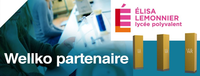 partenariat avec le lycée Lemonier de Petit Quevilly