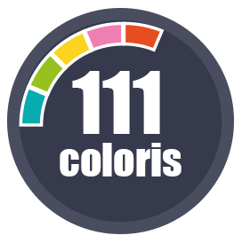 111 coloris wellko